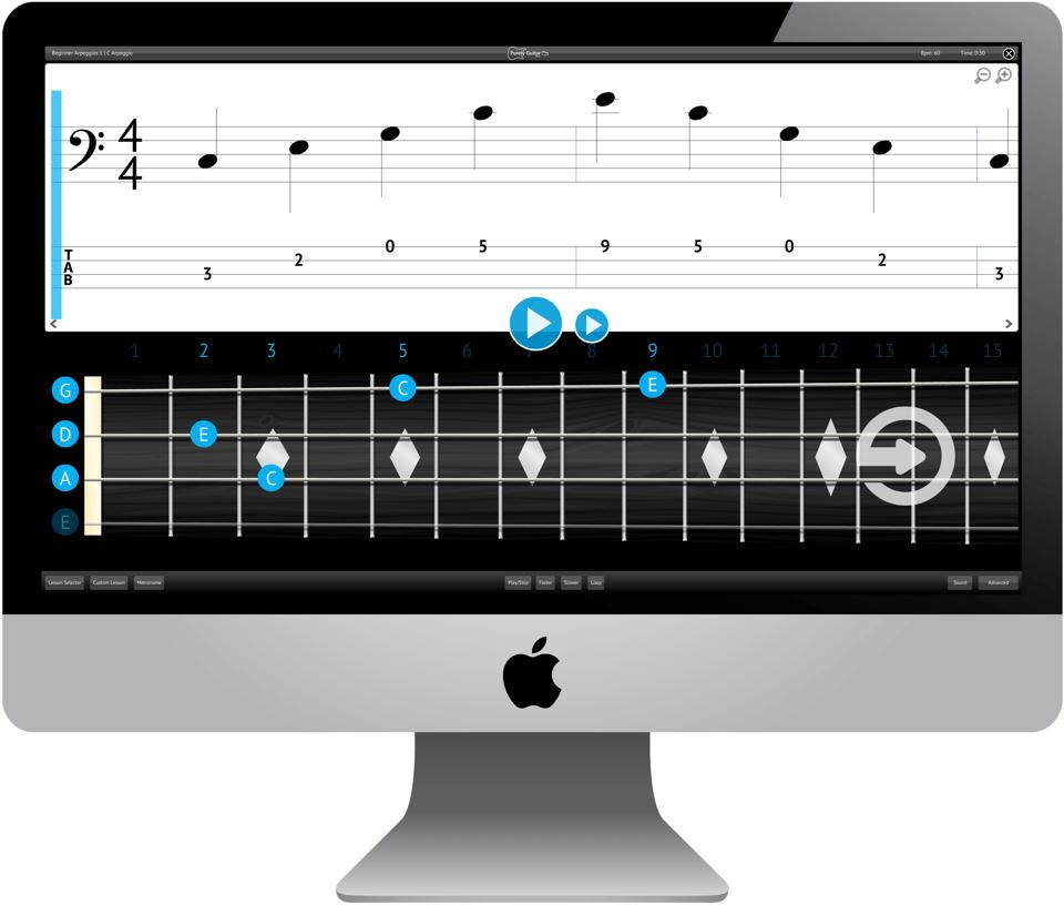 Bass Guitar For Mac